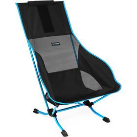 Helinox Playa Campingstol, black/blue
